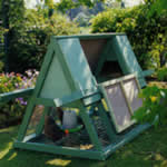 a-frame chicken coop plans