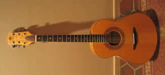 acoustic steel-string guitar plans
