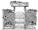 covered gate plans