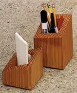 How To Make Office Accessories - 13 Office Accessory Woodworking Plans