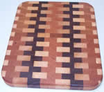 end grain cutting board plans