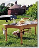 farm dining table plans