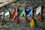 French spinners lures