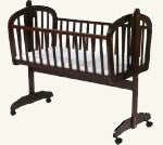 manufactured baby cradle