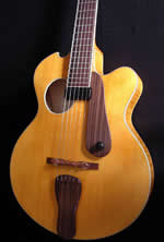 Girasoli Parlor jazz guitar plans