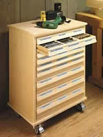 Tool Storage Cabinet Plans Free