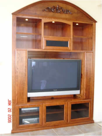 Home entertainment center pictures woodworking plans Home entertainment center