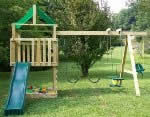 manufactured jungle gym