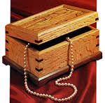 keyed corner jewelry box plans