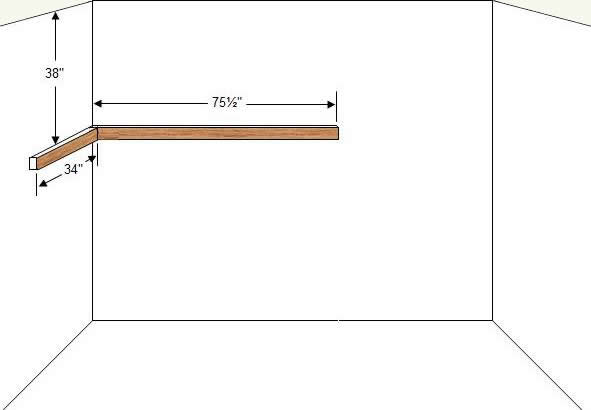 How To Build A Budget Loft Bed - Woodworking Plans - Part 1