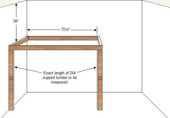 Woodworking Plans Loft Bed Desk