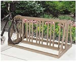 manufactured bike racks