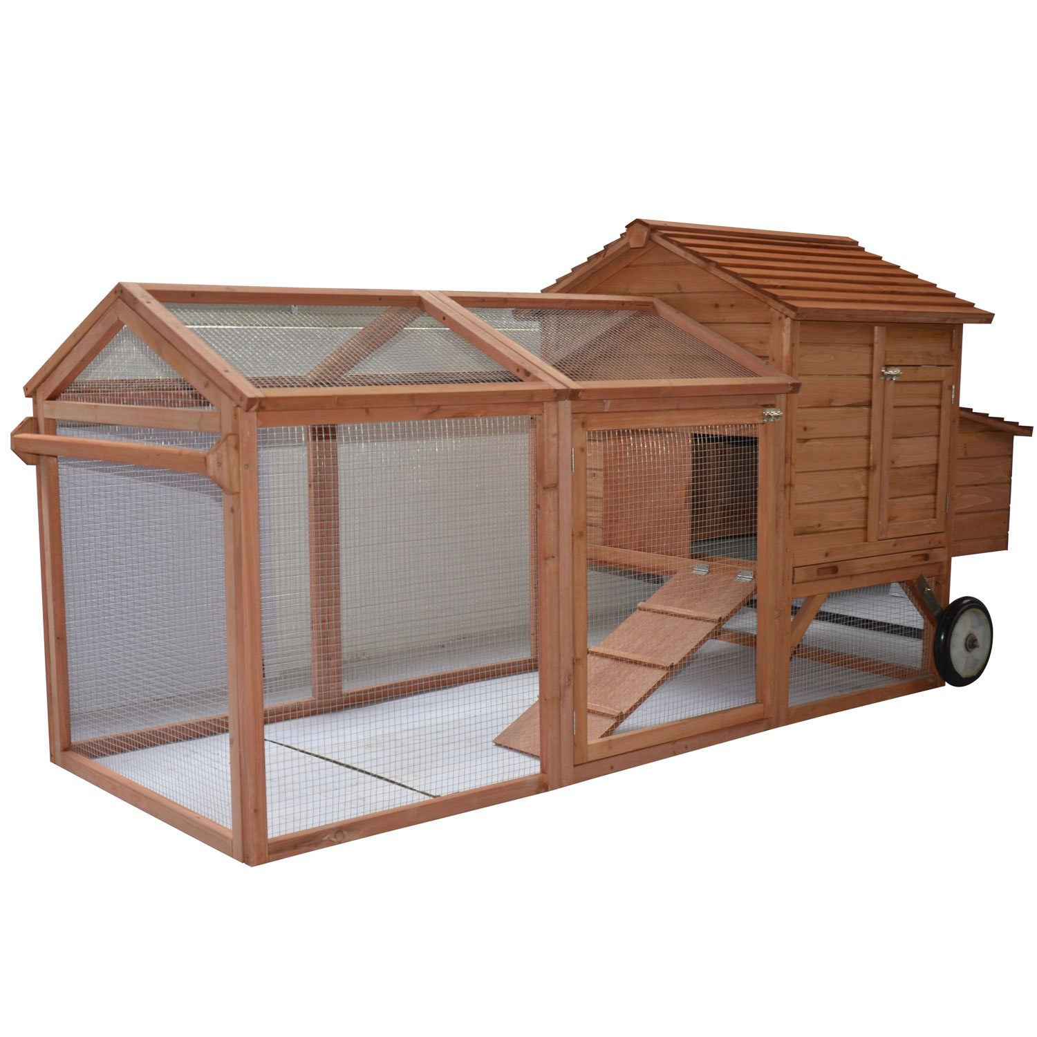 manufactured chicken coops