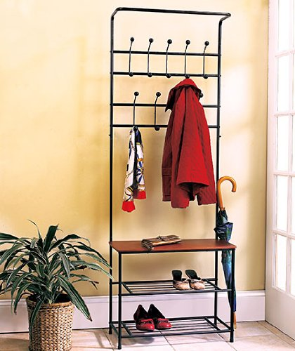 manufactured coat rack