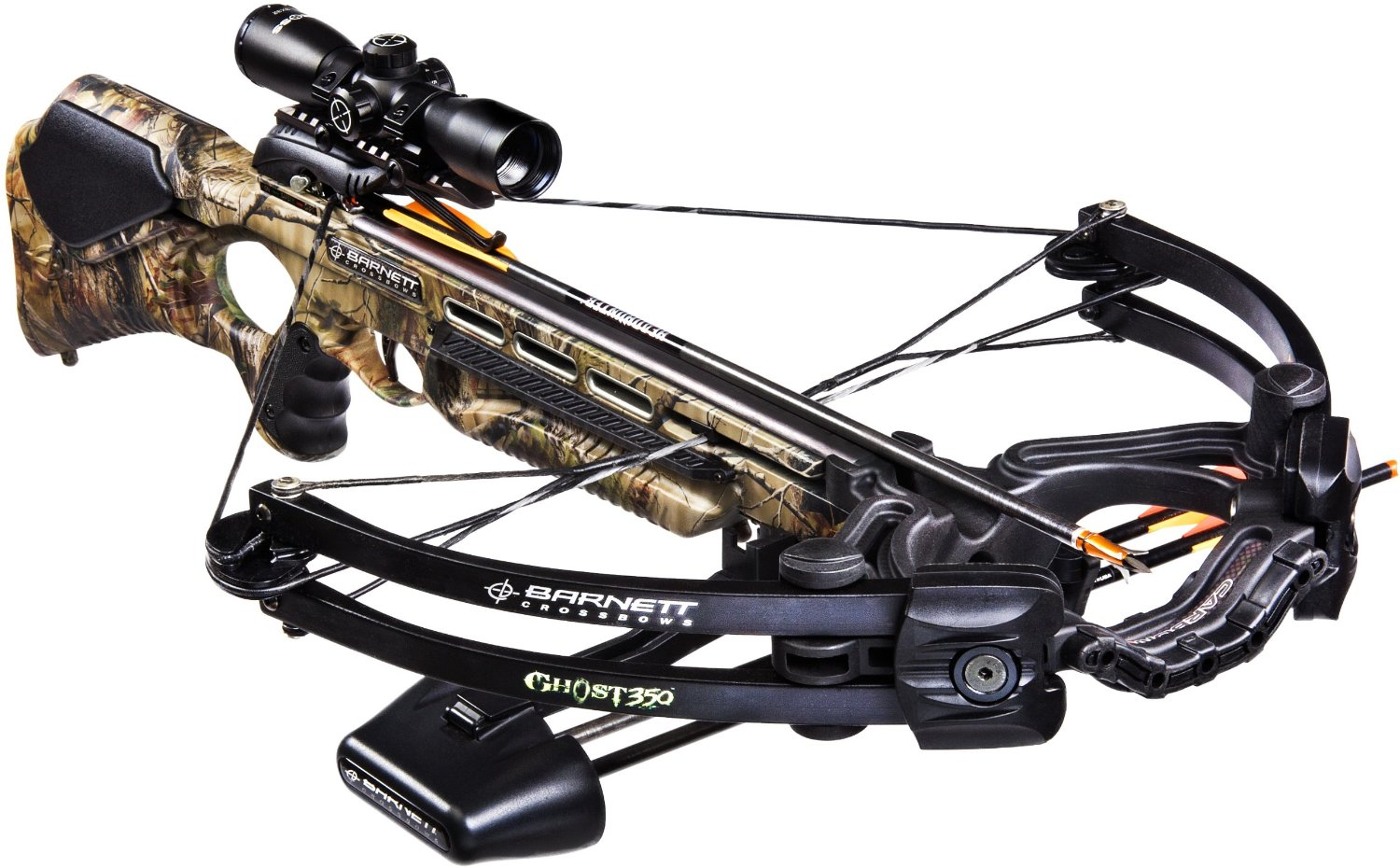 manufactured crossbow