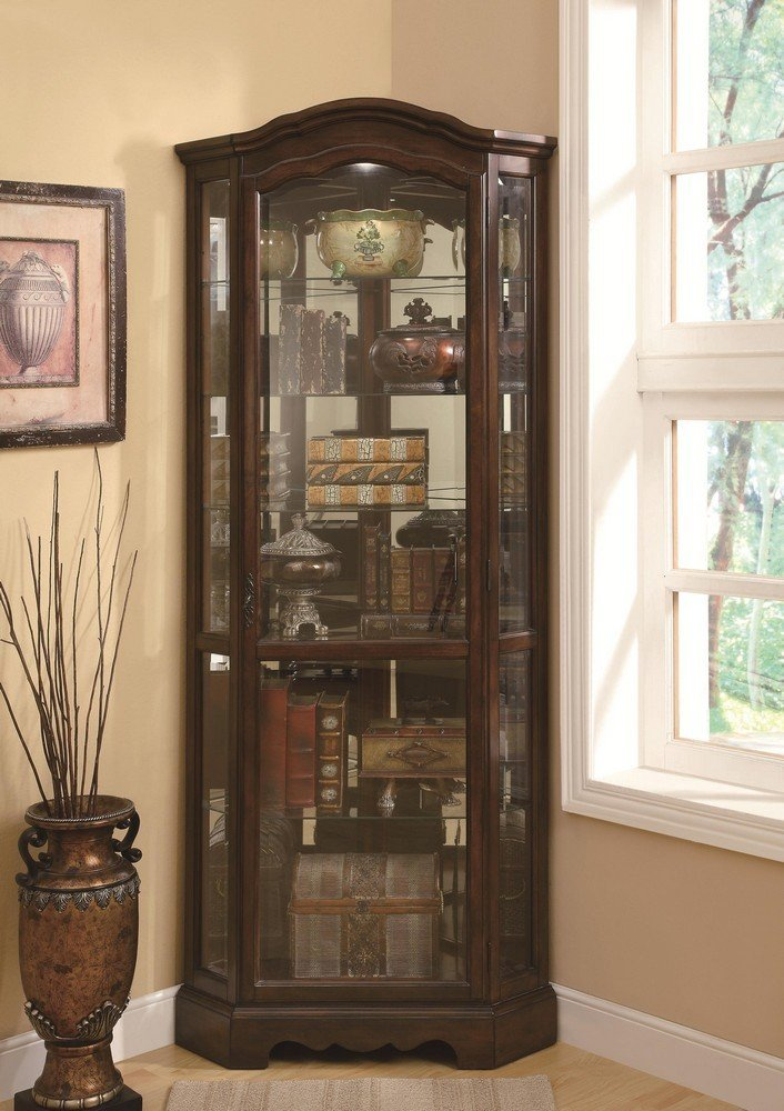 How To Make Curio Amp Display Cabinets 9 Curio Cabinet