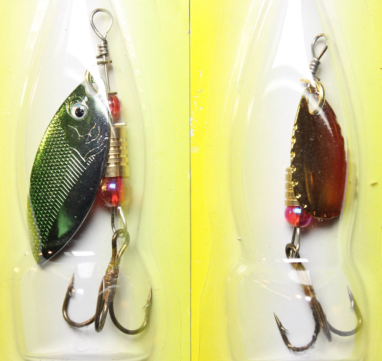 manufactured fishing lure