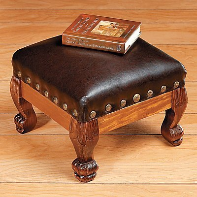 manufactured footstools