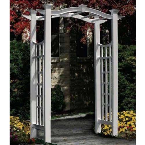 manufactured garden arbors