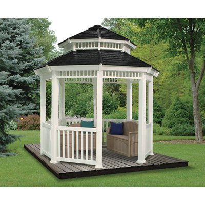 manufactured gazebo or pavilion