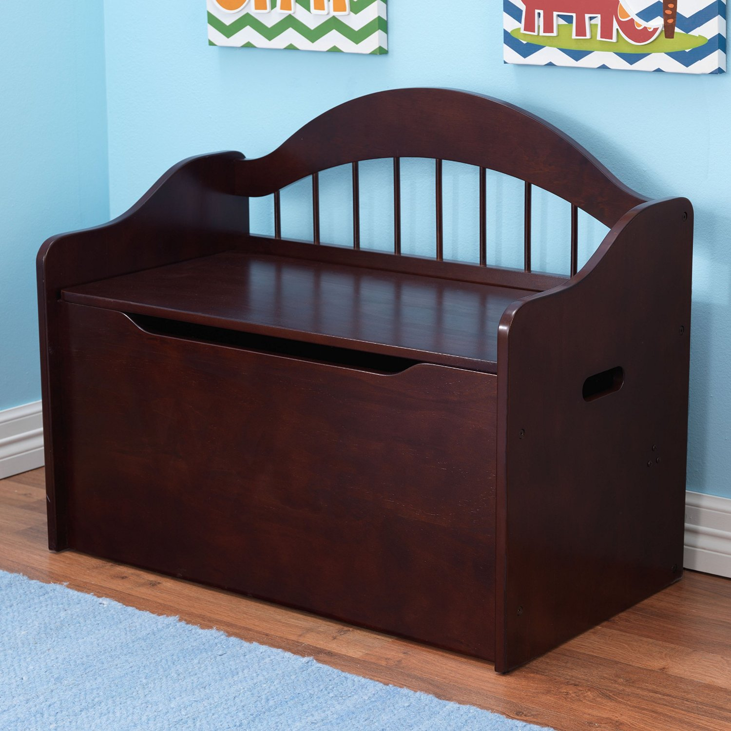 how to make a toy box - 13 toy box woodworking plans