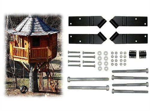 manufactured tree house kit