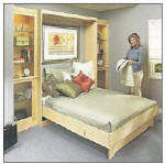 manufactured murphy bed