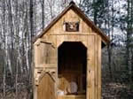 outhouse plans