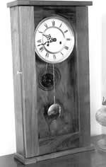 Eighteen Clock Woodworking Plans
