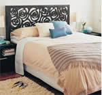 rose carved headboard plans