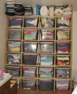 sewing center plans - storage