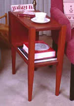 small end table plans