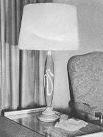 manufactured table lamps