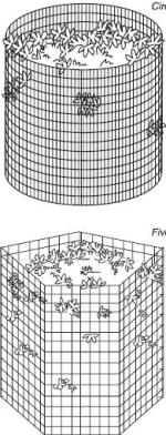 Wire mesh compost bin plans