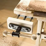 woodworkers workbench vise